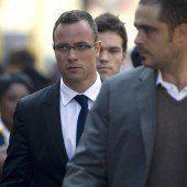 Pistorius bestellte vor Tat sechs neue Waffen