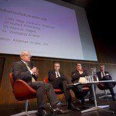 Immobilien Forum West: Anspruch und Wirklichkeit klaffen auseinander