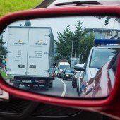 Angst vor mehr Lkw-Fahrten