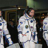 Panne: Andockmanöver an ISS gescheitert