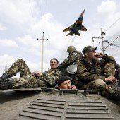 Die Ukraine stürzt ins Chaos