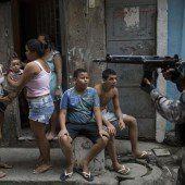 Favelas von Armee besetzt