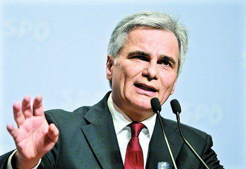 Abkommen soll Exporte in die USA erleichtern, so Faymann. Foto: APA