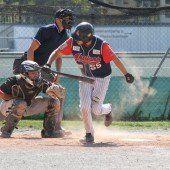 Platzsperre für die Baseballer