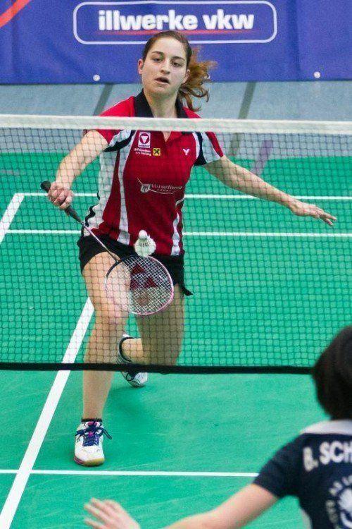 Alexandra Mathis konnte sich in der Neuauflage des Endspiels der Staatsmeisterschaften erneut gegen Claudia Mayer durchsetzen. Foto: steurer
