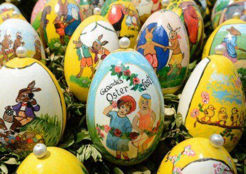 Alle schwerwiegenden Veränderungen in meinem Leben fingen immer mit Eiern an.  Foto: dpa