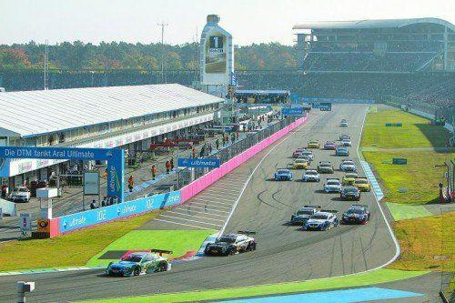 Am Sonntag startet die DTM im Hockenheimer Motodrom in die neue Saison. Foto: manfred noger