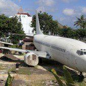 Wie aus einem Flugzeug ein Kino wird