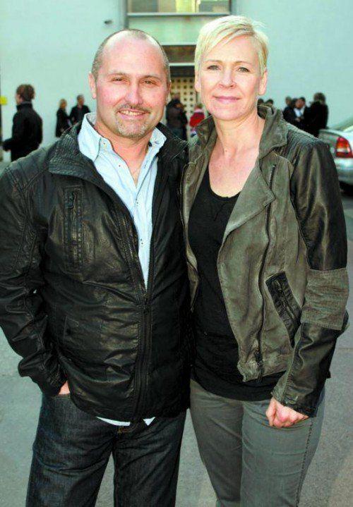 Andreas Dorner und Beate Winsauer.