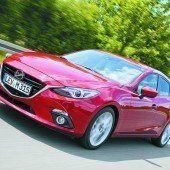 Mazda-Offensive in Südosteuropa