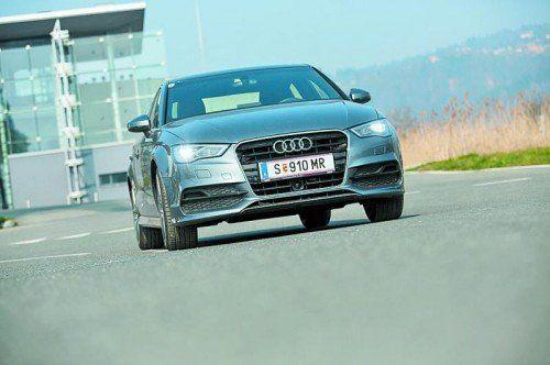 Audi kann sich über eine exzellente Nachfrage freuen. Foto: werk
