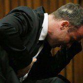 Weinender Pistorius entschuldigt sich