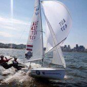 Bargehr/Mähr segelten auf Platz zwölf vor