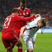 FC Bayern zum 20. Mal im Endspiel