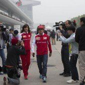 Dicke Luft in Schanghai und bei Ferrari