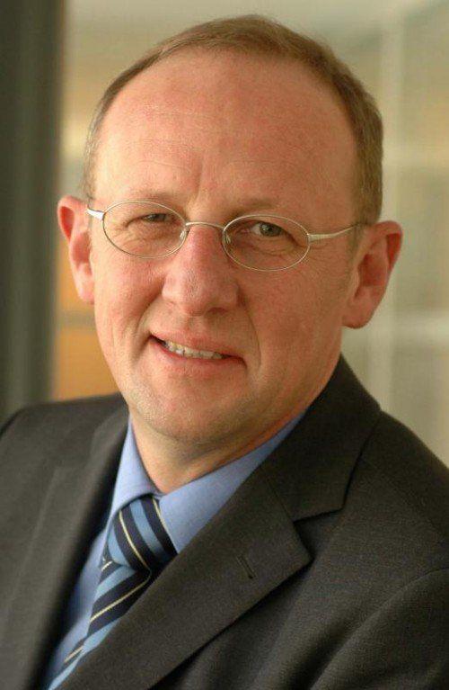 """Bertram Luger: """"Eine Million in Sicherheit investiert.""""  Foto: mbs"""