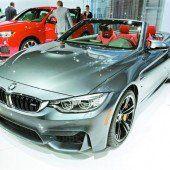 BMW zeigt das M4 Cabrio