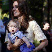 Royals im Zoo