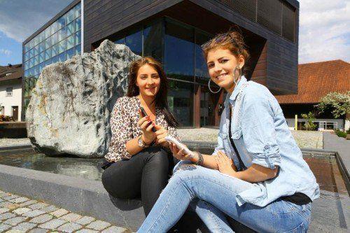 Bürgerforum Featurebilder; mit Manuela und Nicole;
