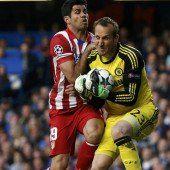 Atlético macht das Stadt-Duell perfekt
