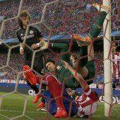 Mauertaktik von Chelsea in Madrid