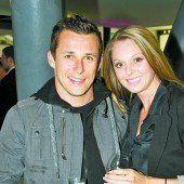 Christian Klien und Hayley Tyrell.