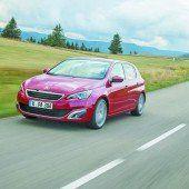 Peugeot baut Produktion des 308 aus