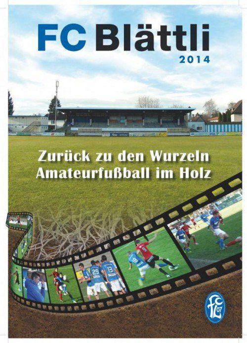 "Das legendäre ""FC Blättli"""
