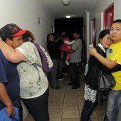 Sechs Todesopfer nach schwerem Beben in Chile