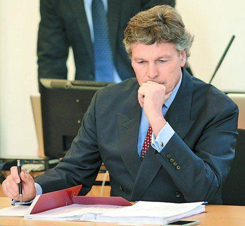 Das Urteil gegen Tilo Berlin ist nicht rechtskräftig. Foto: APA