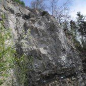 Wanderweg vor Steinschlag gesichert