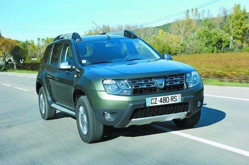 Der Dacia Duster ist eine Erfolgsgeschichte. Foto: Werk