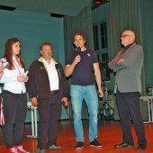 Der Eishockeyverband ehrte die Puckjäger
