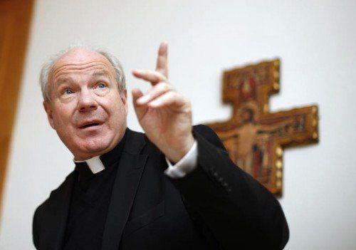 Der in Schruns aufgewachsene Kardinal Christoph Schönborn (69) deutet für die VN das Osterfest 2014. Foto: APA