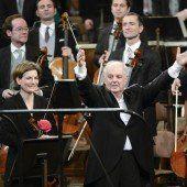 Wiener Philharmoniker groß ausgezeichnet