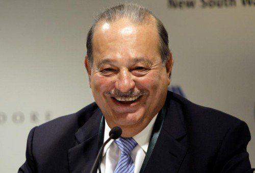 """Der laut """"Forbes"""" zweitreichste Mann der Welt steht vor dem Kauf der Telekom Austria.  Foto: AP"""