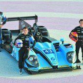 Kliens Le-Mans-Bolide bei BMW-Unterberger