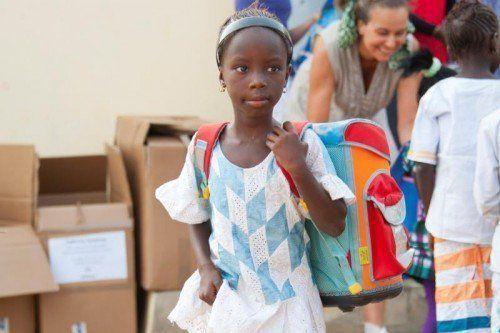 Der Verein ermöglicht den Kindern eine bessere Zukunft.  Foto: Privat