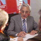 VN-Ombudsmann heute in Dornbirn