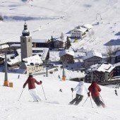 Lech ist beliebtester Wintersportort