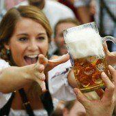 Hightech-Gruselschau und ein neues Bierzelt