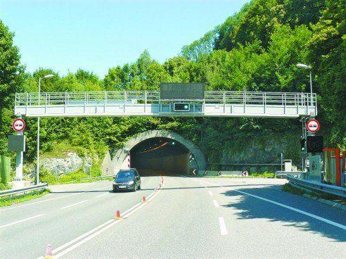 Die Asfinag investiert fünf Millionen Euro in mehr Sicherheit. Der Citytunnel erhält als erster Tunnel eine Hochdruck-Sprühnebelanlage.