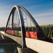 Streckenausbau in die Schweiz kommt voran
