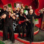 Russkaja lädt mit Turbopolka zum Tanz