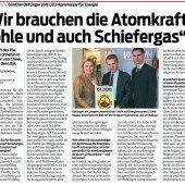 Günther Oettinger zeigt sein wahres Gesicht
