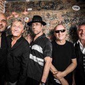 Rockabend mit legendären Bands