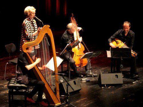 Die Musiker geizen nicht mit den Qualitäten.  Foto: JU