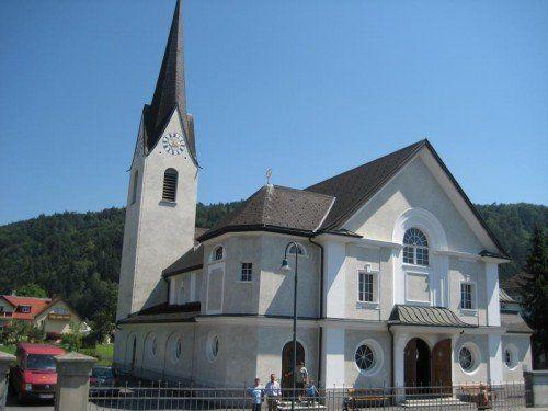 Die Sanierung an der Gisinger Kirche dauert zehn Monate. sm
