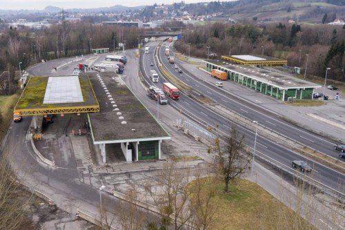 Die Verkehrsführung soll überarbeitet werden, fordern die Grünen.