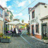 Die bezaubernde Hauptstadt Funchal